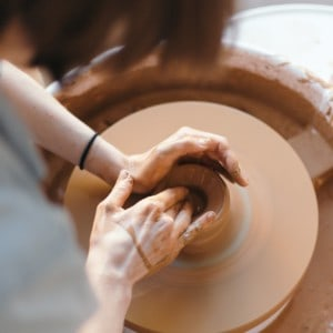In the footsteps of Thancoupie - Ceramic Artist & Story Teller
