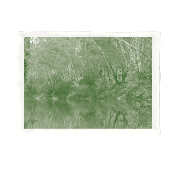 Kaiela (Goulburn River) Tea Towel
